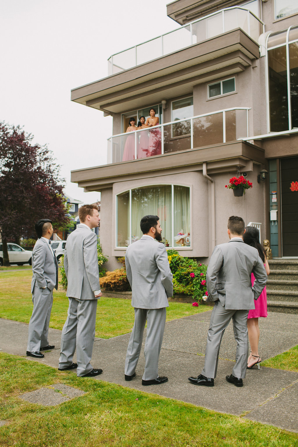 Vancouver Wedding Door Games