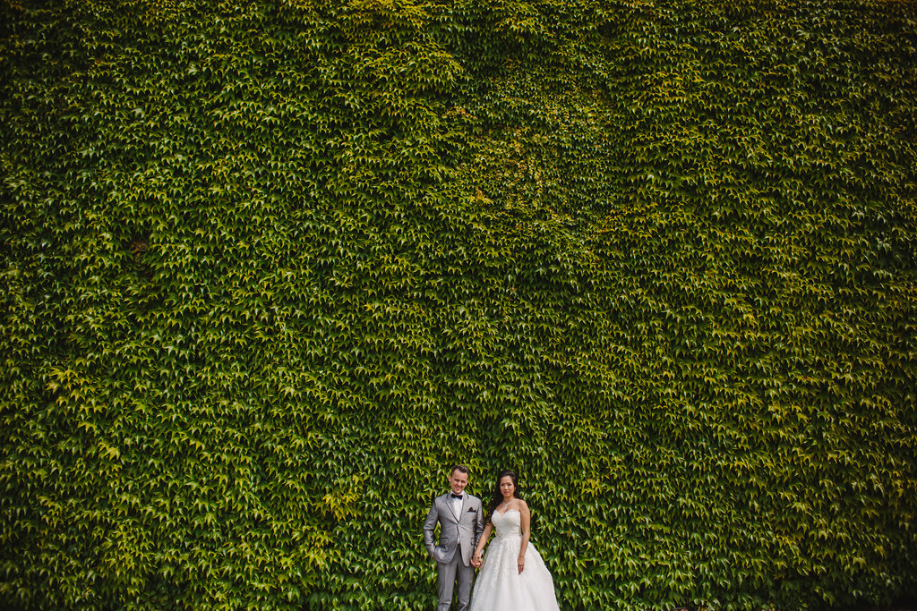 Green Wedding Vancouver