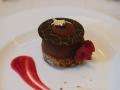 Hotel Georgia Wedding Dessert