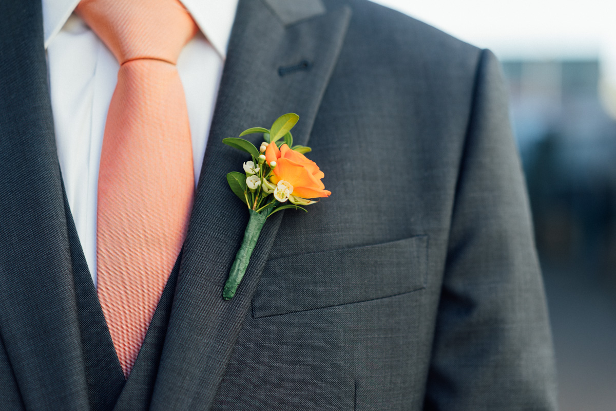 Jo and Joris Boutonniere